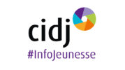 CIDJ - logo #InfoJeunesse petit format